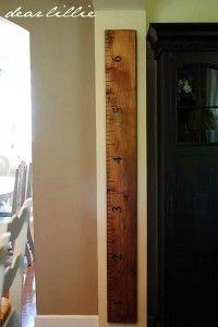 Construire une mètre pour enfants rétro pour décorer votre maison