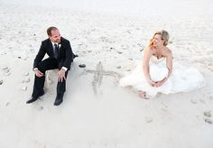 Destination beach wedding in Tulum, Mexico by Carly Loves Amos Photography. Dreams Resort, Tulum.
