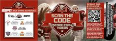 QR Codes are alive and well – and Taco Bell and ESPN have the statistics to prove it.  http://qreateandtrack.com/2013/02/22/taco-bell-qr-code-promotion-generates-225000-scans/