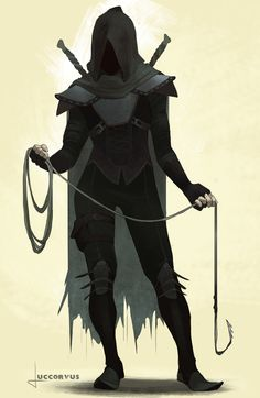 """kenthedm-inspiration: """" we-are-rogue: """" Female medium armor design by Luccorvus """"inspired by The Witcher and Thief """" """" Somehow, I imagine that the hook isn't for climbing. Fantasy Character Design, Character Creation, Character Concept, Character Art, Concept Art, Armor Concept, Inspiration Drawing, Fantasy Inspiration, Mode Inspiration"""