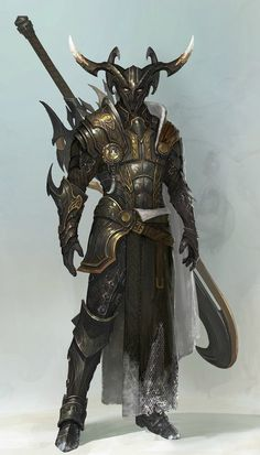 Tagged with art, drawings, fantasy, roleplay, dungeons and dragons; Dark Fantasy, Fantasy Armor, Medieval Fantasy, Fantasy Character Design, Character Concept, Character Art, Armadura Medieval, Dnd Characters, Fantasy Characters