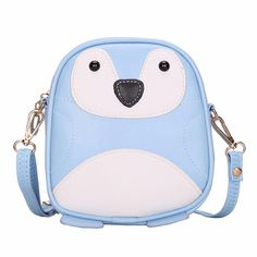 Penguin Purse Backpack