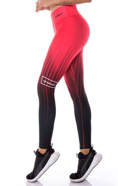 Drakon - Want Leggings Yoga Fashion, Fashion Pants, Fitness Fashion, Sports Leggings, Tight Leggings, Athletic Outfits, Athletic Wear, Fitness Style, Workout Outfits