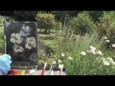 Humboldt Botanical Gardens,  Painting in Plein Air