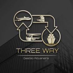 Criação de Logotipo TREE WAY Gestão Aduaneira - FIRE MÍDIA - Agência de Publicidade http://firemidia.com.br/geopost-da-franca-compra-60-da-jadlog/