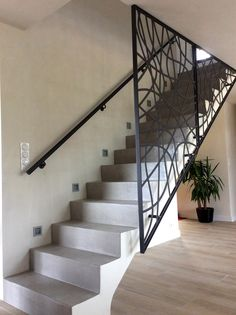 49 Super Ideas Wrought Iron Stairs Railing Before And After