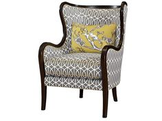lexington upholstery marissa wing chair lexington home brands fabric pinterest upholstery and furniture styles