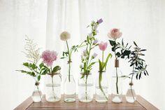 Delicados y elegantes centros de mesa para tu boda - Foto Sonya Khegay
