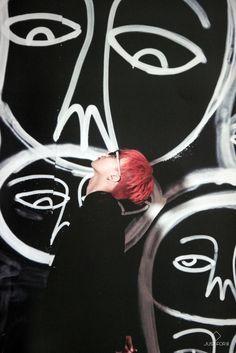 G-Dragon | PEACEMINUSONE Making Book