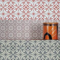 SwatchDeck   Akin Suri wallpaper Elmas pattern
