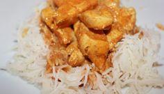 Masala Magic Curry chicken