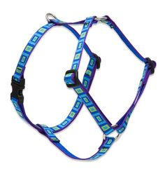 Lupine 1/2' Sea Glass Roman Harness for Small Dogs >>> Check this awesome product by going to the link at the image.