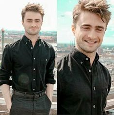 they are too beautifull. Daniel Radcliffe Harry Potter, Harry James Potter, Harry Potter Cast, Cute Celebrities, Hollywood Celebrities, Celebs, Mens Summer Hairstyles, Ben Stiller, Harry Potter Pictures
