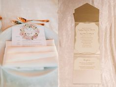 Carolyn and Brock's Peach, Mint Green and Gray Wedding in the Chicago Suburbs photographed by Two Birds Photography
