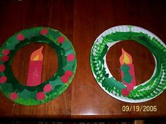 pinterest crafts christmas preschoolers | Preschool Crafts for Kids*: christmas | holiday crafts