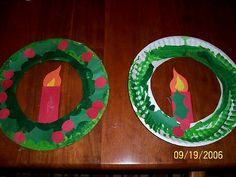 pinterest crafts christmas preschoolers | Preschool Crafts for Kids*: christmas | holiday crafts