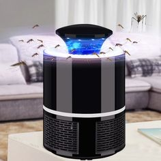 Bug Zapper - Mosquito Killer lamp Insect Trap -No Radiation-Insect Trap, Mosquito Trap Light for . GLOUE Bug Zapper Light Bulb, 2 in 1 Mosquito Killer Lamp UV LED Electronic Insect . Mosquito Trap, Mosquito Killer, Anti Mosquito, Mosquito Zapper, Usb, Luz Uv, Bug Trap, Lampe Uv, Insecticide