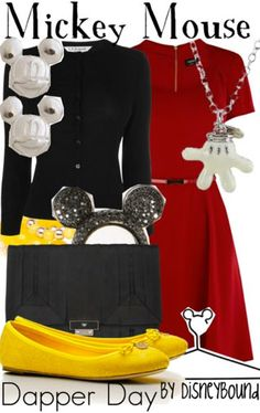 Mickey Disney Bound (Female)