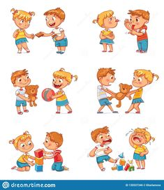 Best Kids Cartoons, Cartoon Kids, Funny Cartoons, Brother And Sister Fight, Funny Cartoon Characters, Classroom Rules, Preschool Learning Activities, Best Friends Forever, Drawing For Kids