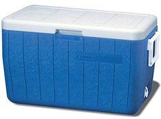 AMAZON: Coleman 48 Quart Cooler Only $21.99 (Reg. $44.99)!