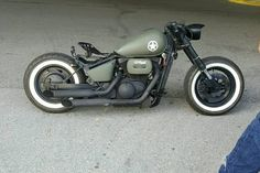 2004 Suzuki bobber marauder 800
