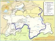 tajikistan-political-map - Copy