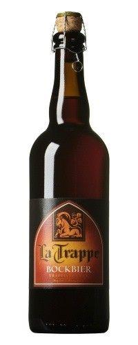 Cerveja La Trappe Bockbier - Cervejaria De Koningshoeven - Holanda