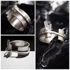 #ring, #silver, #jewelry, #jewelrydesign, #creative , #design, #inspiration, #instajewelry, #handmade, #allaboutme, #strowberry, #fashion, #beauty, #outfit, #accessories