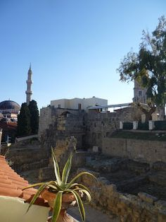 An Octopus in my Ouzo: Adventures in Rhodes – Two Nights in Rhodes Town
