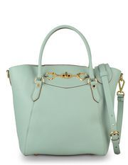Moschino Online Store - Bags - Large leather bag