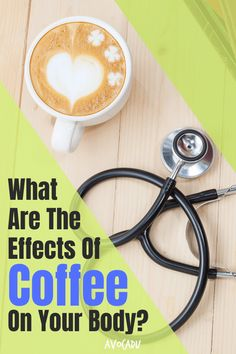 Coffee gives you energy and focus, which has led to it being one of the most popular drinks in the world. But what else does it do to your body? Find out the other effects of coffee here, and whether you should swear off America's favorite beverage for good! #Avocadu #coffee #weightloss #hearthealth #cancer Want To Lose Weight, Best Weight Loss, Healthy Weight Loss, Weight Loss Tips, How To Lose Weight Fast, Lose Body Fat, Body Weight, Most Popular Drinks, Lower Belly Workout