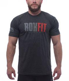 ROKFIT - The Core ROKFIT Logo T-Shirt