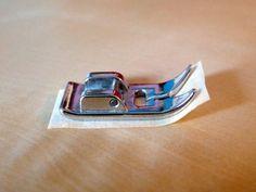 Truco para coser a máquina telas imposibles