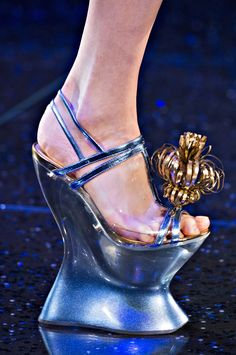 GUO PEI Spring/Summer 2018 Couture -Detail -Shoes