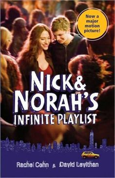 The New York Times bestselling he-said/she-said rock n roll romance that inspired the motion picture starring Michael Cera ( Juno , Arrested Development ) and Kat Dennings ( Thor , TVs 2 Broke Girls )