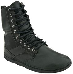 Wayy too expensive. But awesome. Minimalist winter boot. OTZ Shoes OTZ1 Troop Leather.