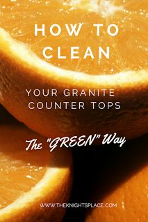 Cleaning with safe and clean products Cleaning Recipes, Diy Cleaning Products, Cleaning Hacks, Organizing Tips, Organization Hacks, How To Clean Granite, Cleaning Schedules, Reduce Reuse Recycle, Blog Love