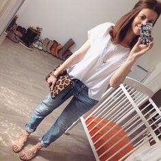 N A N O U  @moi_titi #ootd #outfit #to...Instagram photo | Websta (Webstagram)