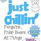 WINTER LITERACY & MATH - Brrrr....it's cold!  The students are learning about Penguins or Polar Bears or both and the snow is falling outside. ...