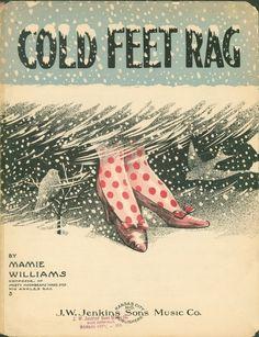 Cold Feet Rag Sheet Music