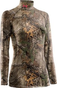 not for beauty or style. for the hunt. Under Armour® Women's EVO Scent-Control Mock : Cabela's