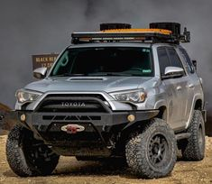 """4Runner Lifestyle on Instagram: """"💥 Incredible overland build 💥 Also, if you don't follow @swellrunner on YouTube, you definitely should. Quality overland videos and lots of…"""" 4 Runner, Toyota 4runner, Offroad, Monster Trucks, The Incredibles, Lifestyle, Building, Videos, Car"""