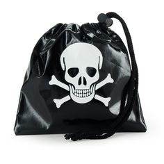 Pirate Booty Pouch from BirthdayExpress.com