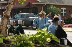 """""""Harvest-Fest Rib Cook-off"""" (Amish Visitors) Berlin, Ohio Amish Country Ohio, Amish Family, Berlin Ohio, Sugarcreek Ohio, Holmes County, Walnut Creek, Cook Off, Family Values, Bible Lessons"""