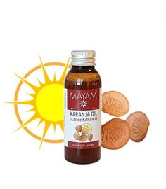 (Advertisement) KARANJA OIL - skin and hair care products where sun-protection - 50 ml In Vivo, Pureed Food Recipes, Vegetable Glycerin, Fractionated Coconut Oil, Liquid Gold, Oils For Skin, Sweet Almond Oil, Sun Protection, Seed Oil