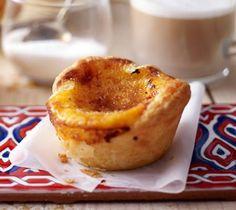 Portugiesische Vanilletörtchen Rezept - Chefkoch-Rezepte auf LECKER.de | Kochen, Backen und schnelle Gerichte