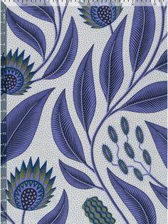 Product Information - Vlisco, distinctive African fabrics Textile Prints, Textile Art, Textures Patterns, Print Patterns, African Fabric, African Prints, Interior Wallpaper, Print Wallpaper, Silk Painting