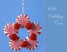 Christmas Kid Craft