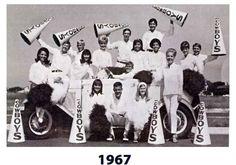 #Dallas #Cowboy Cheerleaders #1967 #cheer #cheerleader #cheerleading