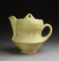 Ceramic Teapots   KenyonHansen MarshallNC
